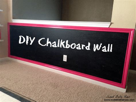 diy chalkboard for playroom diy growth chart and other playroom decor