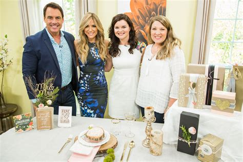 diy boho tabletop home family hallmark channel