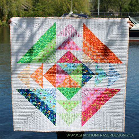 Quilting Frolic by Shannon Fraser Designs Frolic Fabric Fq Bundle Pattern