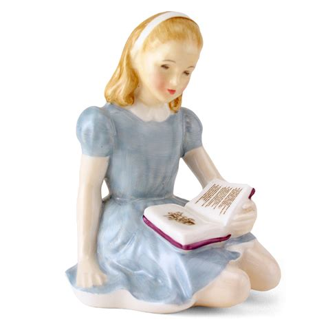 Free Shipping Home Decorators by Alice Hn2158 Royal Doulton Figurine Ebay