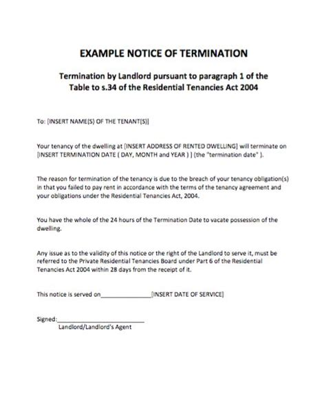 Tenancy Agreement Template Nsw Example Good Resume Template