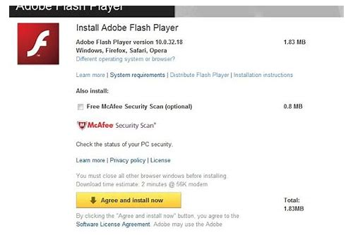 download latest flash player for windows xp