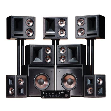 klipsch thx ultra home theatre speaker system