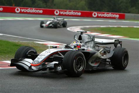 Kaos Formula 1 Kimi Raikkonen Hitam kaos na vn belgije 1998 i rane 2000 te na spa francorchsu