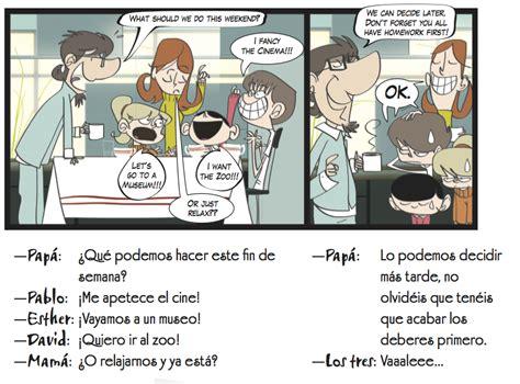 imagenes en ingles weekend ingl 233 s en familia para practicar en casa blog de larousse