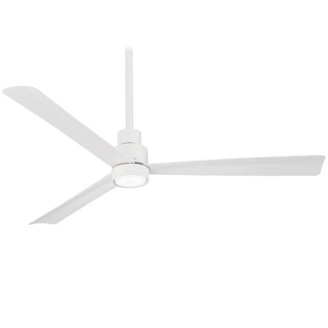 44 inch outdoor ceiling fan minka aire f786 whf simple led light 44 inch outdoor