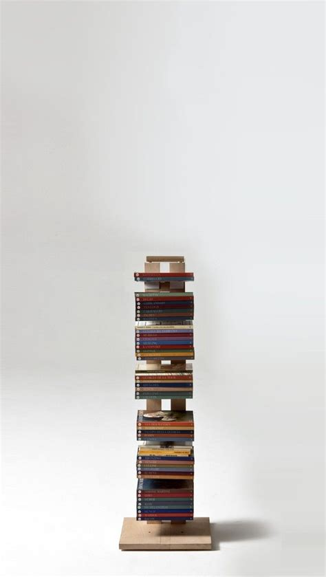 librerie a colonna libreria a colonna da terra in legno 200 cm zia ortensia