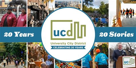 ucd 20th anniversary city district