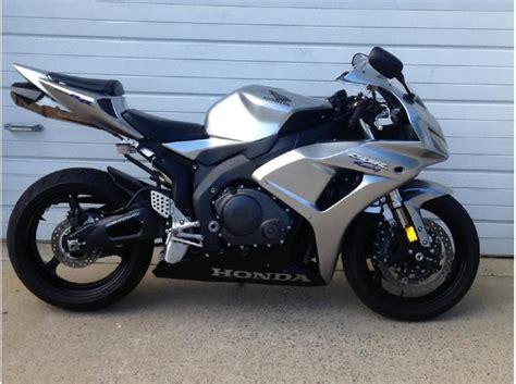 honda cbr1000rr for sale 2007 honda cbr1000rr sportbike for sale on 2040 motos
