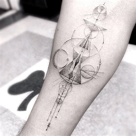 geometric tattoos by dr woo who s been experimenting with