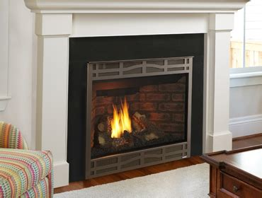 Novus Fireplace by Heatilator Novus Gas Fireplace