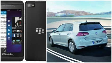 volkswagen acquisition volkswagen announces acquisition of blackberry center in