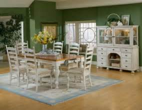 white cottage dining room set quotes