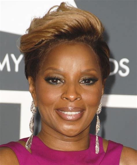 braided hairstyles mary j blige mary j blige short straight alternative hairstyle
