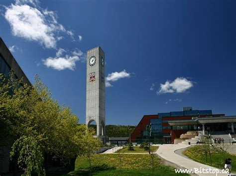 Memorial Of Newfoundland Canada Mba by Bitstop Ca Newfoundland Memorial Clock Tower