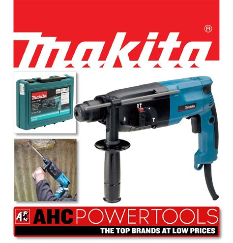 sds new year makita hr2450 sds plus rotary hammer drill 110v ebay