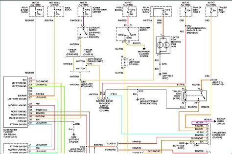 2004 dodge ram lights wiring diagram 2004 free