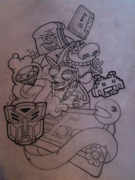 graffiti tattoo design graffiti tattoos designs graffiti