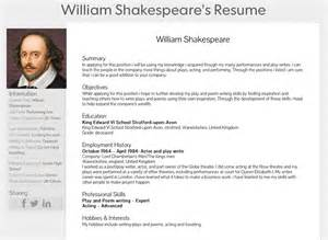 blending relatable resume resources 4 students