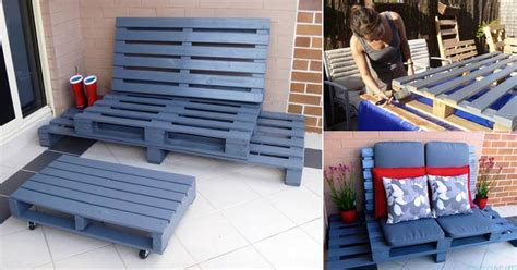 Turn Into Outdoor Furniture by 17 Creative Ways Of Turning The Pallets Into Amazing