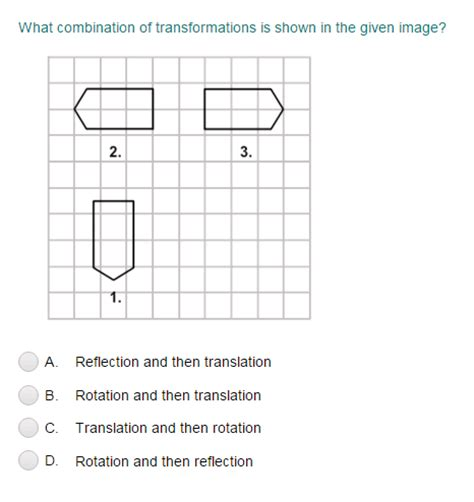 combinations of transformations worksheet play with shapes geometry turtle diary