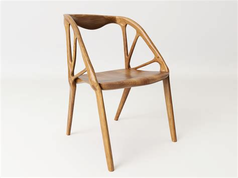 designer chairs so algorithms are designing chairs now wired