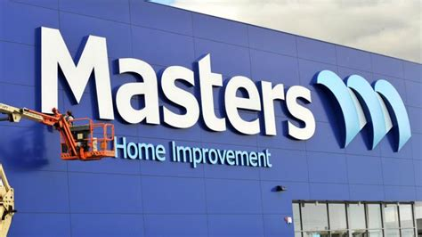 Masters Home Improvement On The Woolworths To Submit New Plan For Masters Home Improvement