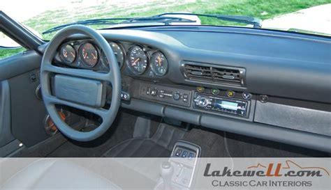 porsche 911 dashboard leather dashboard retrim kit porsche 911 77 93 964