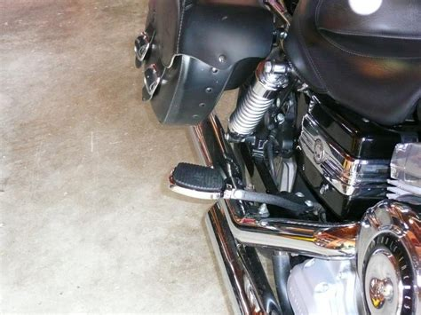 mini footboard kit for dyna passengers page 2 harley