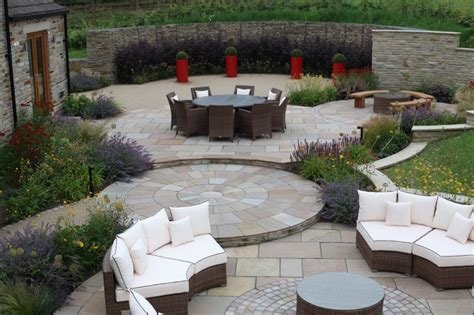 Feng Shui Garden Layout Feng Shui Garden Traditional Patio Other By Bestall Co Landscape Design
