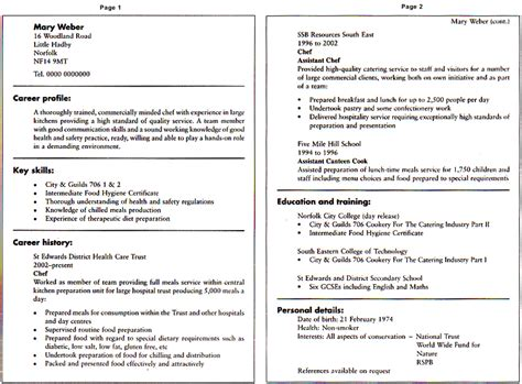 What Is The Format Of A Resume by Resume Format Mornden Resume Format
