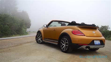 volkswagen convertible beetle 2017 volkswagen beetle dune convertible review slashgear