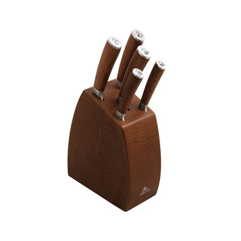 Highest Quality Kitchen Knives 5 piece knife block set 979 gerlach touch of modern