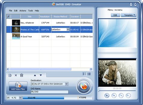 ashoo dvd burner free download full version imtoo dvd creator 7 1 3 build 20130301 full version free