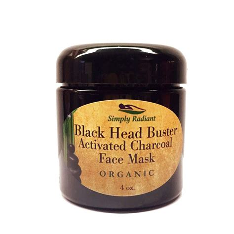 Activated Charcoal Detox Mask by Organic Activated Charcoal Mask Superior Detox