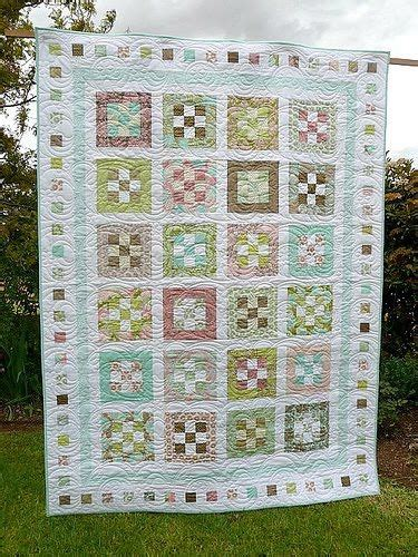 9 Patch Quilt Pattern Free by Sweet Menagerie Nine Patch Quilt 171 Moda Bake Shop By