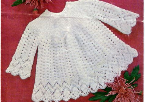 toddler knit sweater dress pattern knitting pattern baby sweater angel from jaminarose on etsy