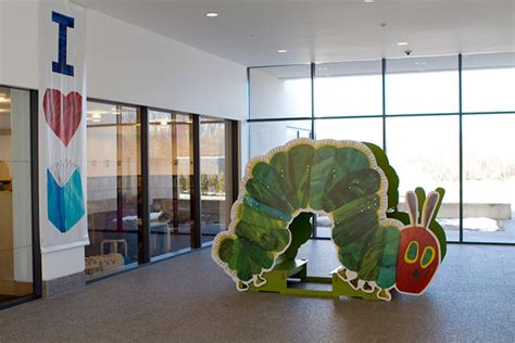 eric carle museum of picture book five fabulous museums dedicated to books quirk books