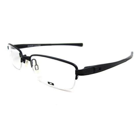 oakley rx glasses prescription frames caliper 309702 matte