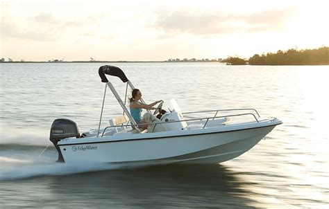 small center console boats 158cs heritage series 15ft small center console boat