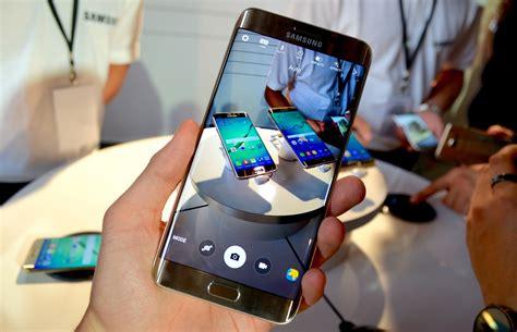 Samsung Galaxy Plus Kamera Depan samsung galaxy s6 edge plus on is bigger better