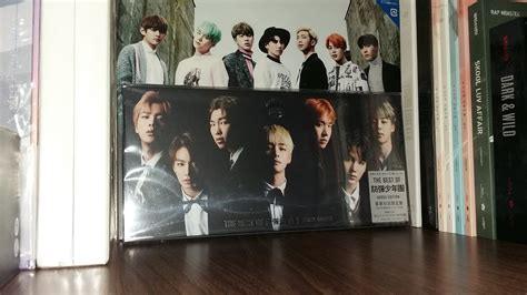 Bts Best Of Bts Reguler Korea Ver unboxing bts best of korea version