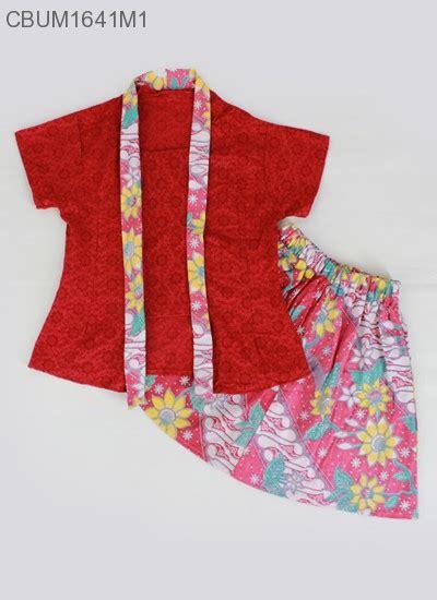 Sale Kutubaru setelan dress kutubaru pendek motif bunga size 10 kebaya