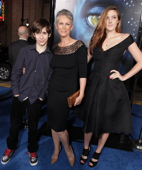 jamie lee curtis kids celeb moms who have adopted entertainment tips advice