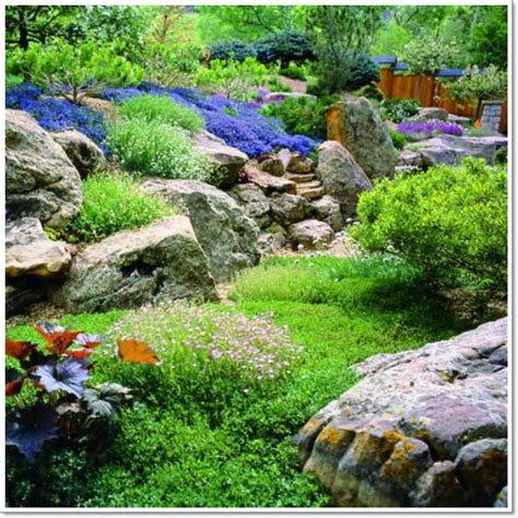 30 Beautiful Rock Garden Design Ideas Beautiful Rock Gardens