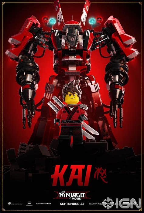 film robot ninjago meet the ninja characters of the lego ninjago movie ign