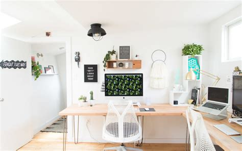 graphic design home office inspiration a graphic design team s cool collaborative office homepolish