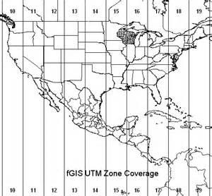 america utm map copyright 169 2007 2011 forestpal