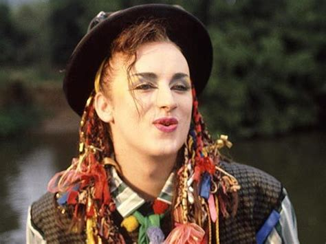 Boy George Showcase At The Pigalle Club In by Fanpop Macchioobsessed S Photo Boy George Karma Chameleon