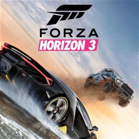 forza horizon 3 gamespot